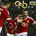 Laporan Pertandingan: Derby County 1-3 Manchester United