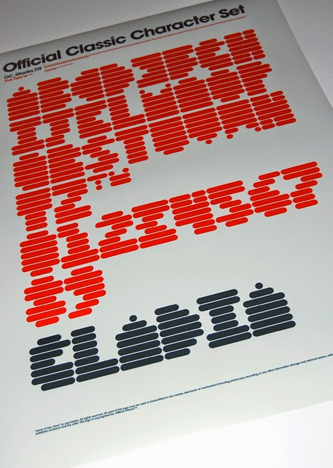 Official Classic - Typography Posters