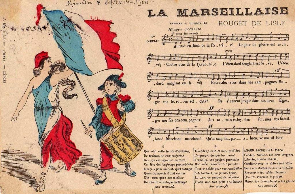 marsellesa+Estrasburgo+canto+guerra+ejercito+Rin