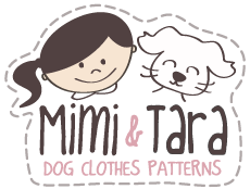 Mimi & Tara | Free Dog Clothes Patterns