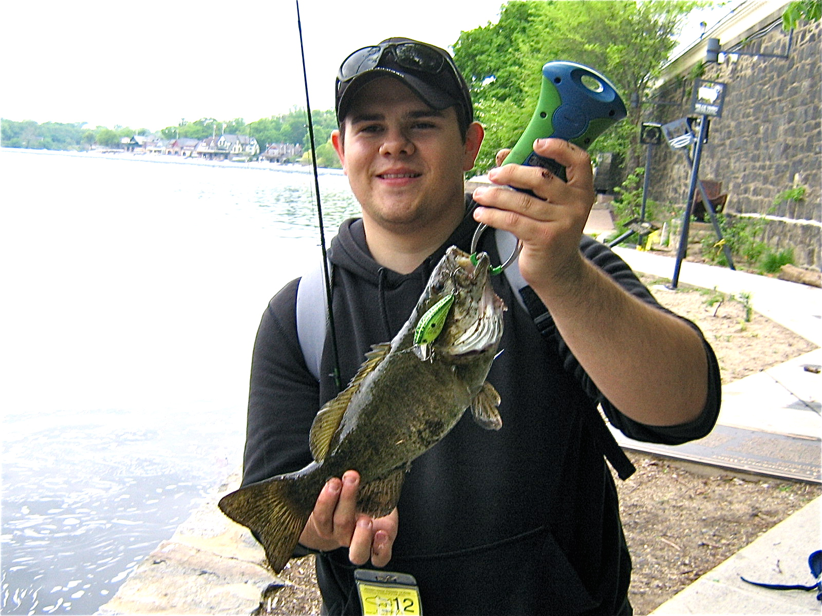 Extreme philly fishing reports mike h schuylkill for Extreme philly fishing