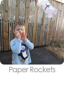 Paper Rockets