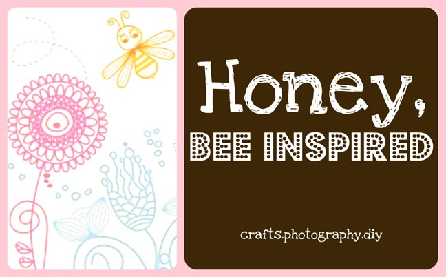 Honey, Bee Inspired