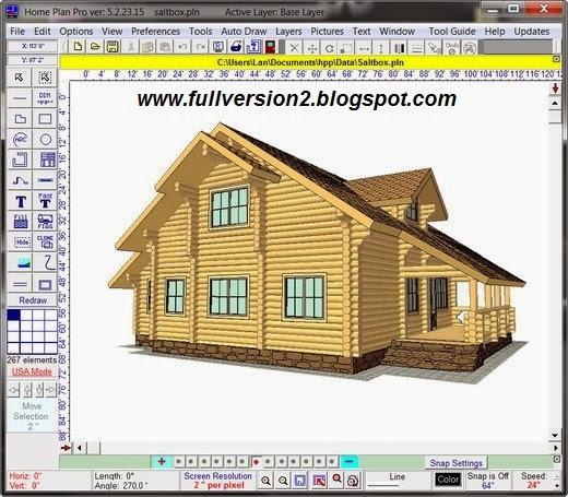 Download Home Plan Pro v5 2 27 1 Keygen full version Here
