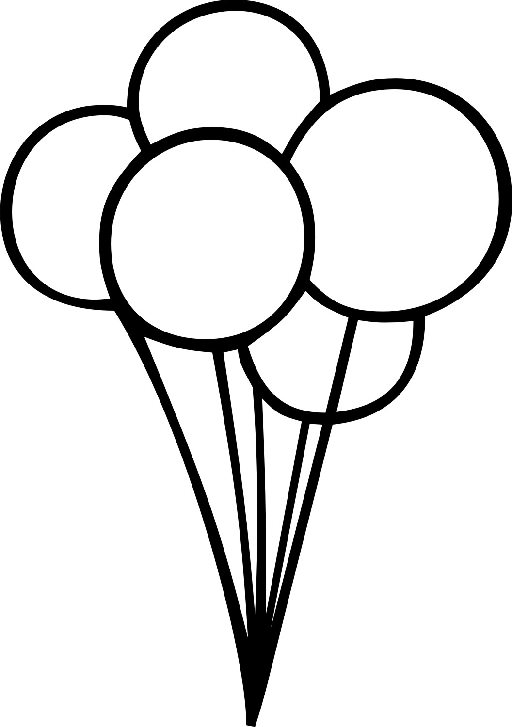 Balloon Designs Pictures Clipart