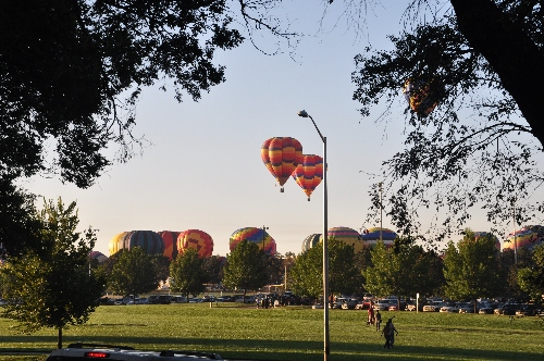 Colorado Springs balloon classic coloradoviews.blogspot.com