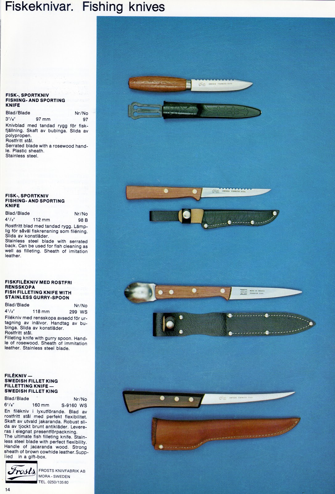 Famous cutlery from Sweden: The Mora knife | The Blade Blog