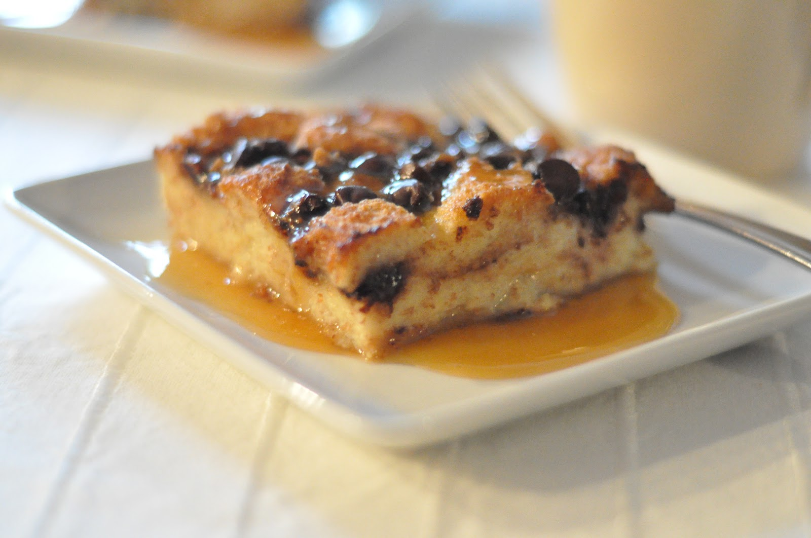 Mennonite Girls Can Cook: Chocolate Chip Bread Pudding