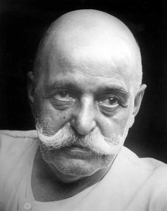 GEORGE I. GURDJIEFF: BIOGRAFÍA