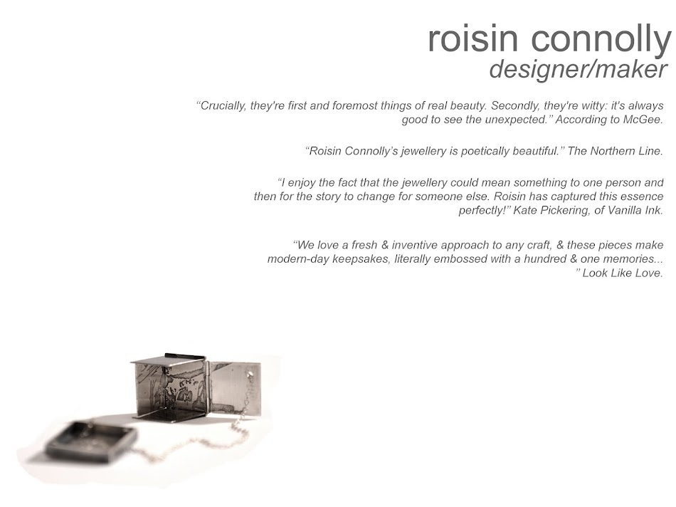 roisin connolly,designer/maker