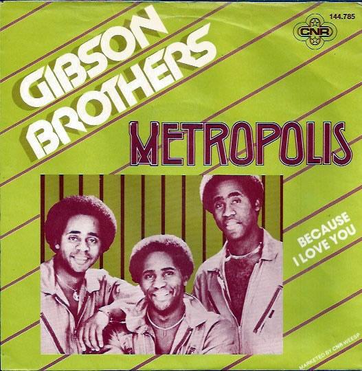 Gibson Brothers Dancin' The Mambo
