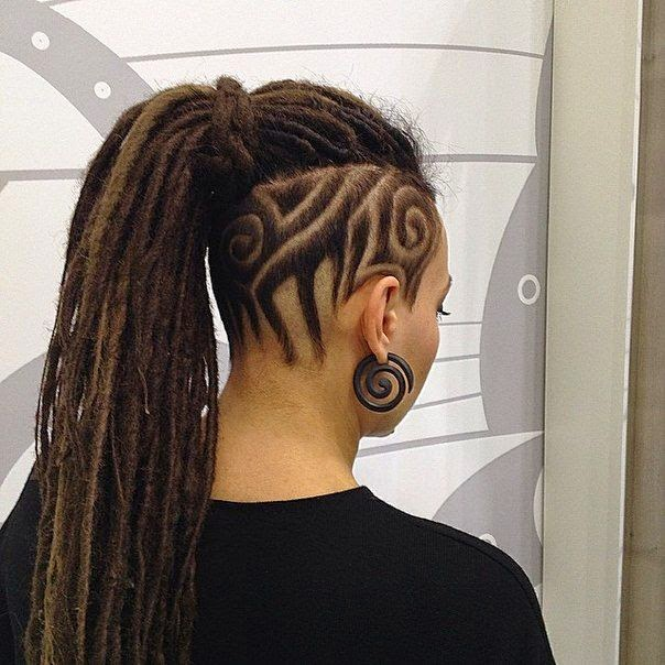 Trendy Hair Tattoos And Designs The Haircut Web