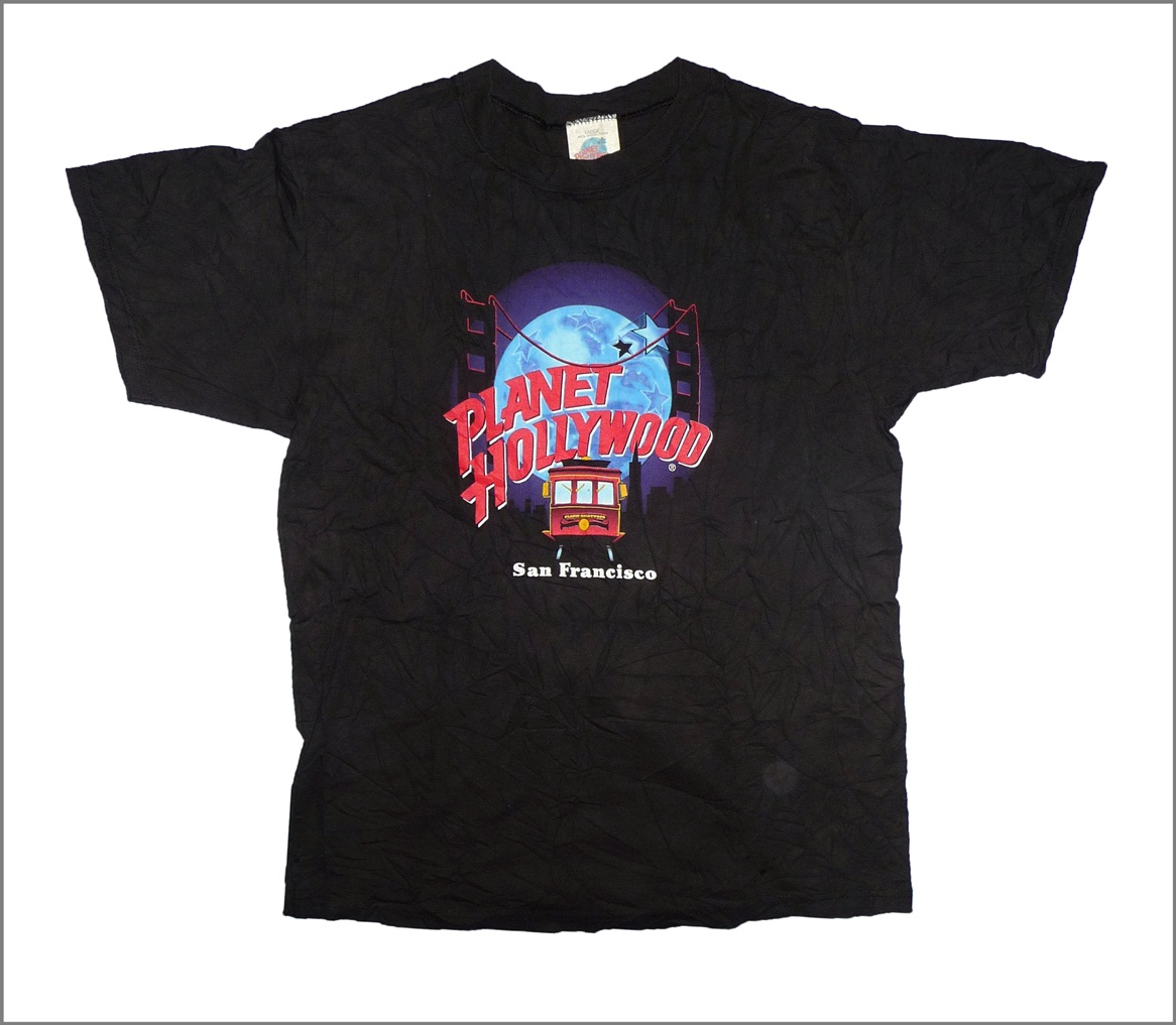 Dallek shop bundle online shoping t shirt planet for Planet hollywood t shirt