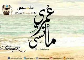كلمات ألبوم ايهاب توفيق الجديد عمري ما أنسى