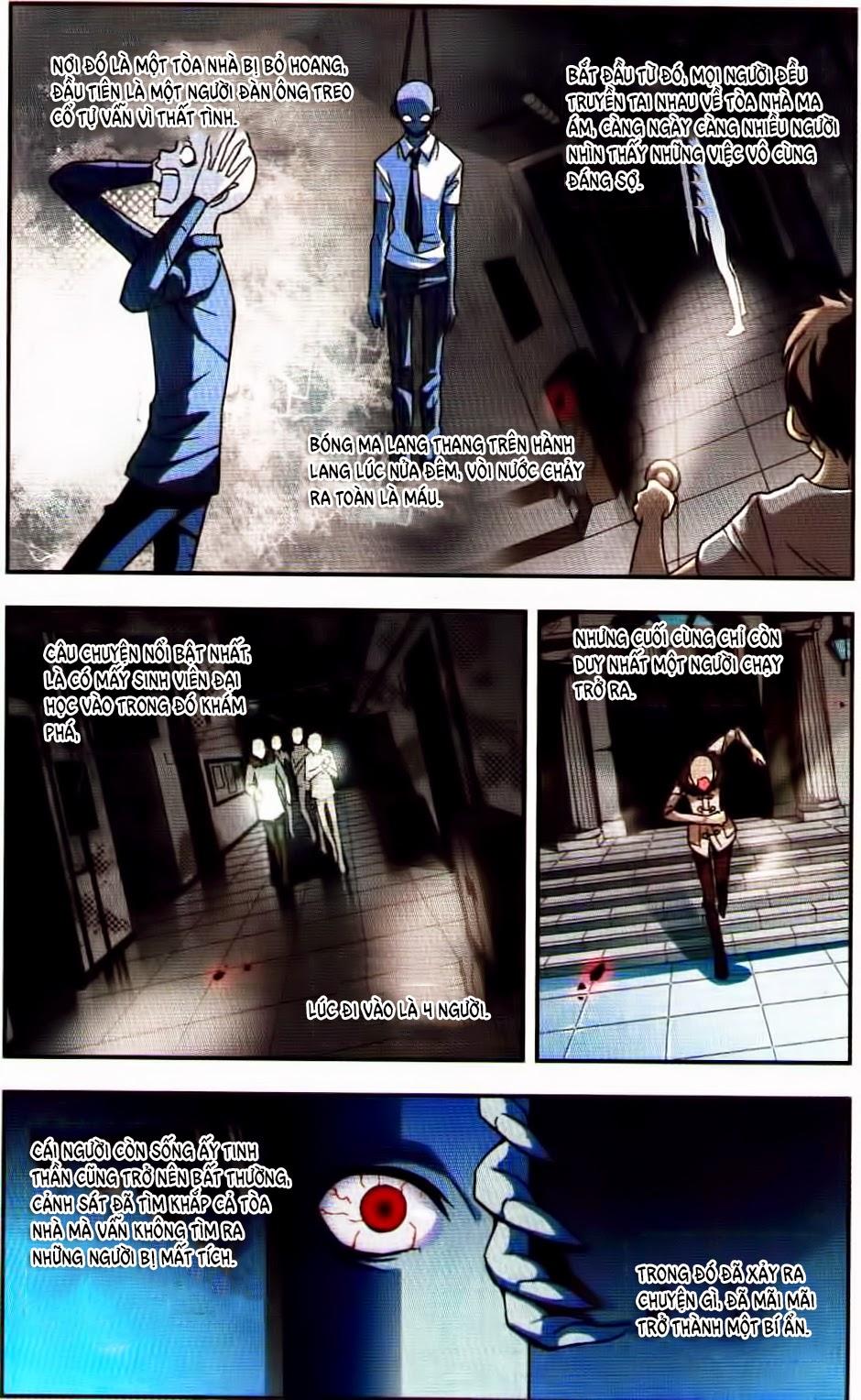 Tô Tịch Kỳ Quái Chap 1 - Trang 10