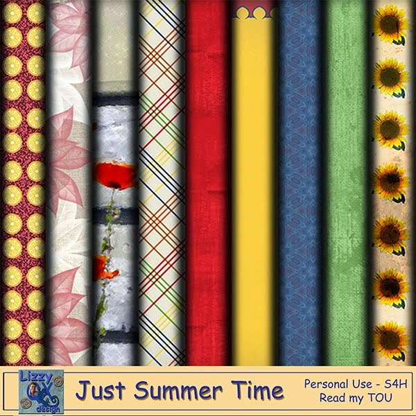 LizzyQXdesign > Just Summer Time