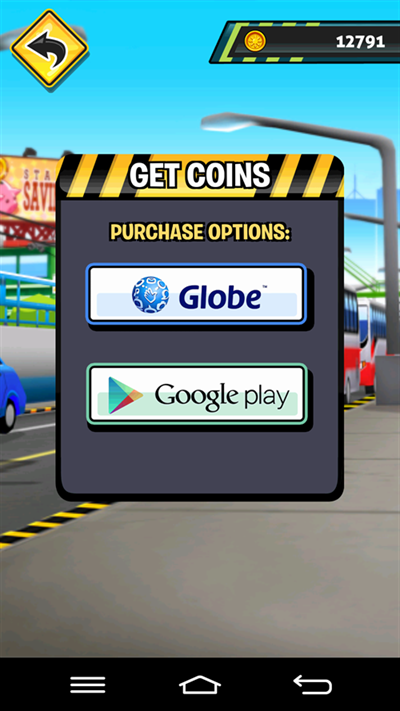 how to make in app purchases android