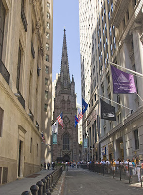 Trinity Church de Nueva York