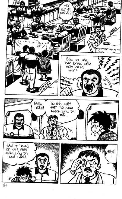 Jindodinho - Đường Dẫn Đến Khung Thành III Tập 26 page 84 Congtruyen24h