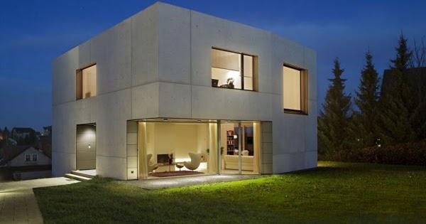 Casas modulares y prefabricadas de dise o casa modular de hormig n - Construccion modular hormigon ...