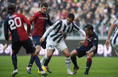 Juventus 1 - 1 Cagliari (1)