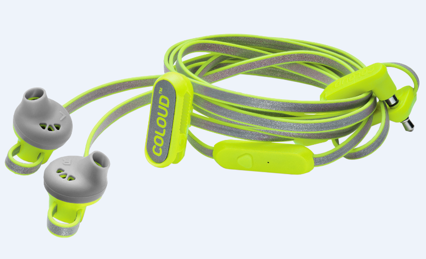 Coloud Sports The Hoop Electric Green