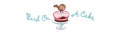 Bird On A Cake