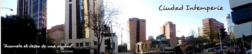 Ciudad Intemperie