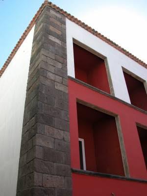 piedra mortero esquinera de fachadas