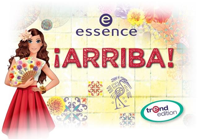ESSENCE - Arriba (Junio 2015)