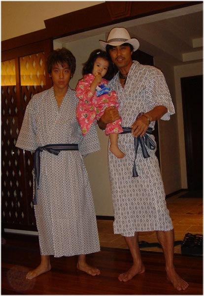 чха сын вон с женой фото
