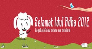 SMS Ucapan Selamat Hari Raya Idul Adha Terbaru 2012