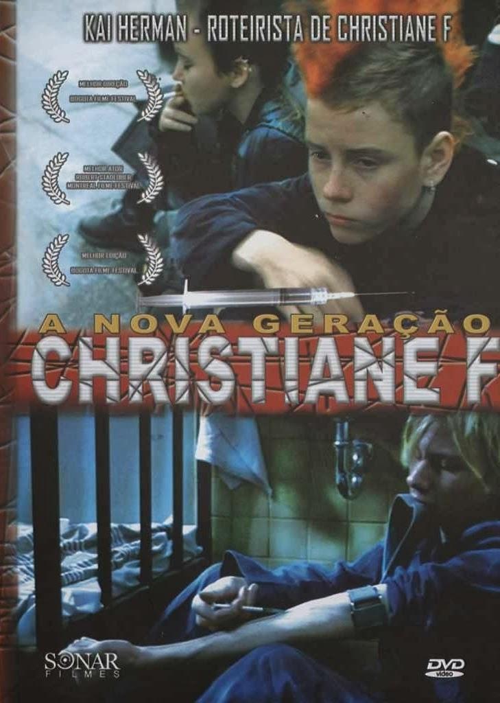 A Nova Geração De Christiane F – Dublado