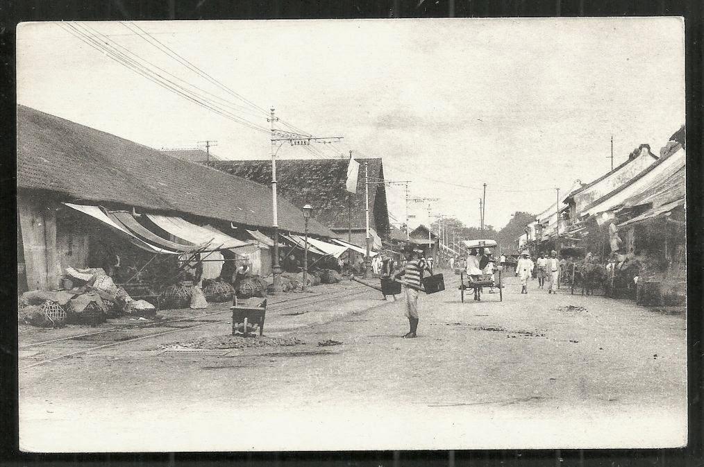 Batavia Glodok 1915