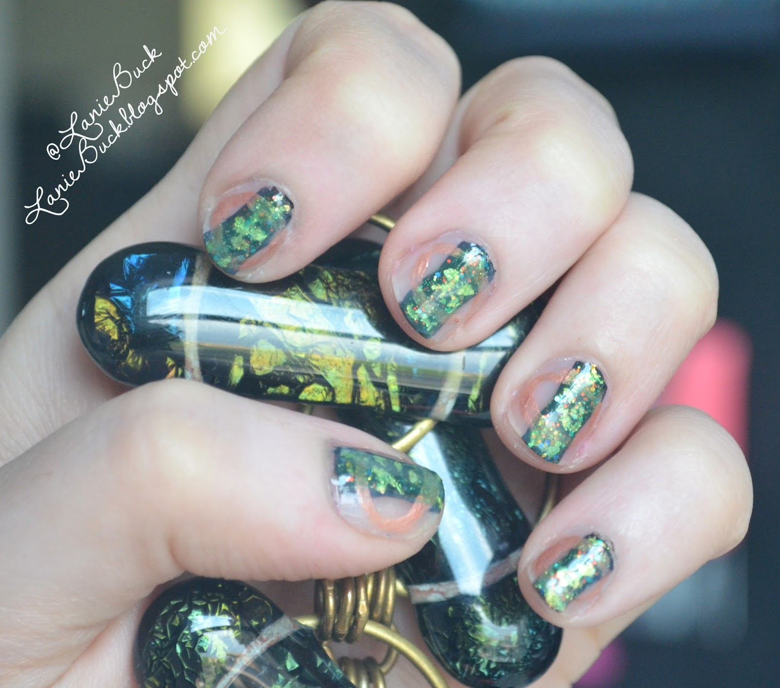 Inspired by Nails- Lynette Cenée Jewelry Nails