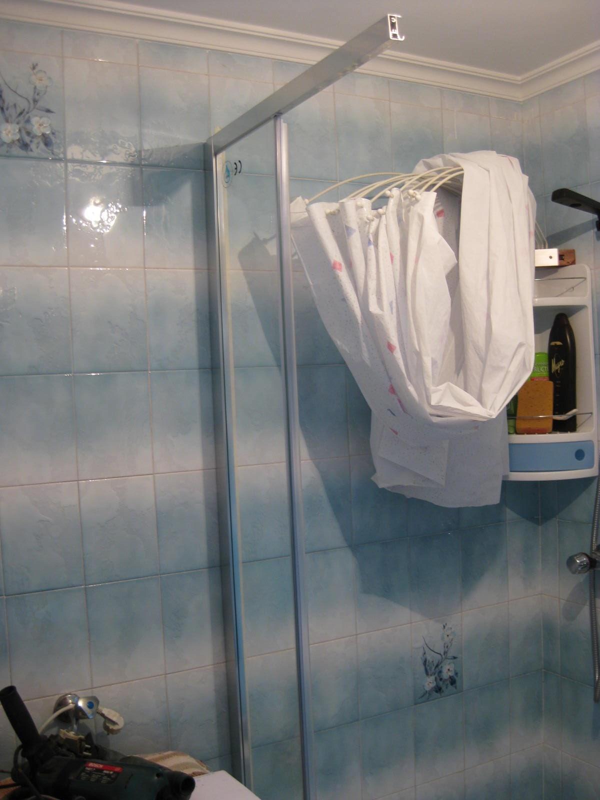 Bricolaje oficios y otras cosas como instalar una mampara de ducha - Instalar una mampara de ducha ...