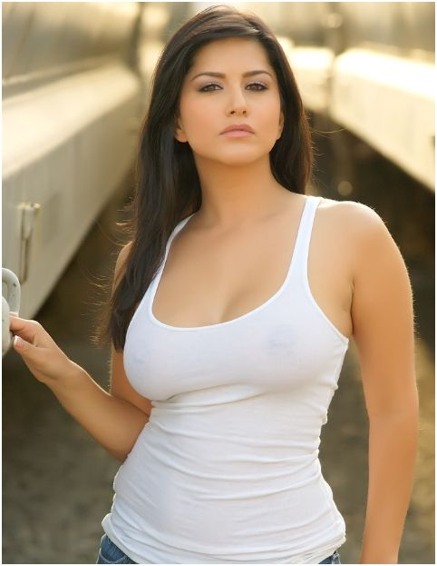 Sunny Leone is a Indo Canadian actress and