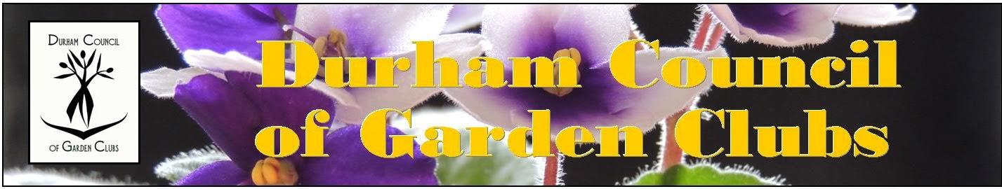 Durham Council of Garden Clubs