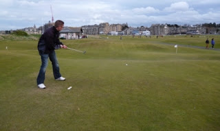 The Himalayas at St Andrews Ladies' Putting Club