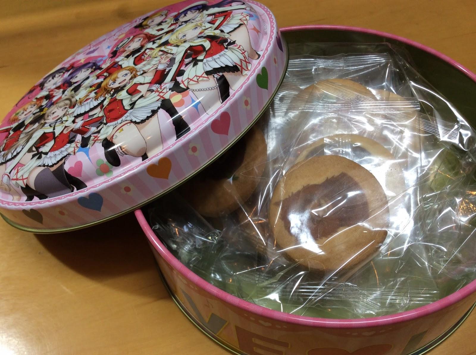 【プライズレビュー】ラブライブ! ハイクオリティお菓子缶【セガプライズ】