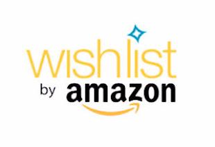 Mi lista de deseos de Amazon.