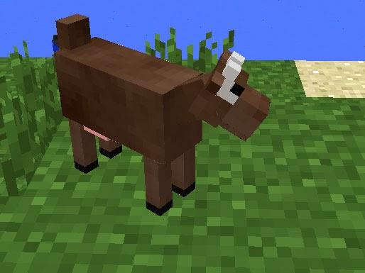 Mo' Creatures cabra Minecraft mod