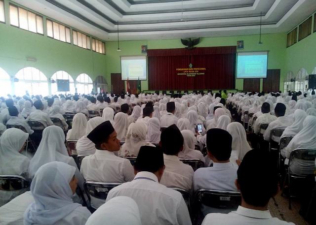 Pengukuhan Guru Profesional LPTK Rayon 206 Universitas Negeri Walisongo Tahun 2015