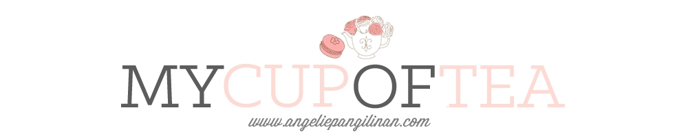 My Cup Of Tea by Angelie Pangilinan