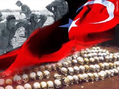 """Χρονολογικός κατάλογος των τουρκικών εγκλημάτων κατά των Ελλήνων από τον 19ο αιώνα που θα πρέπει να τρίψετε στα μούτρα όλων όσων μιλούν για """"ελληνοτουρκική φιλία"""""""