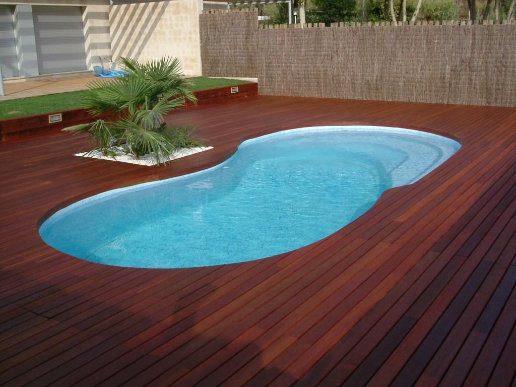 Carpinteria fustmar junio 2013 for Jardines alrededor de piscinas