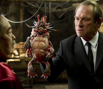 cute alien creature in men in black 3 2012