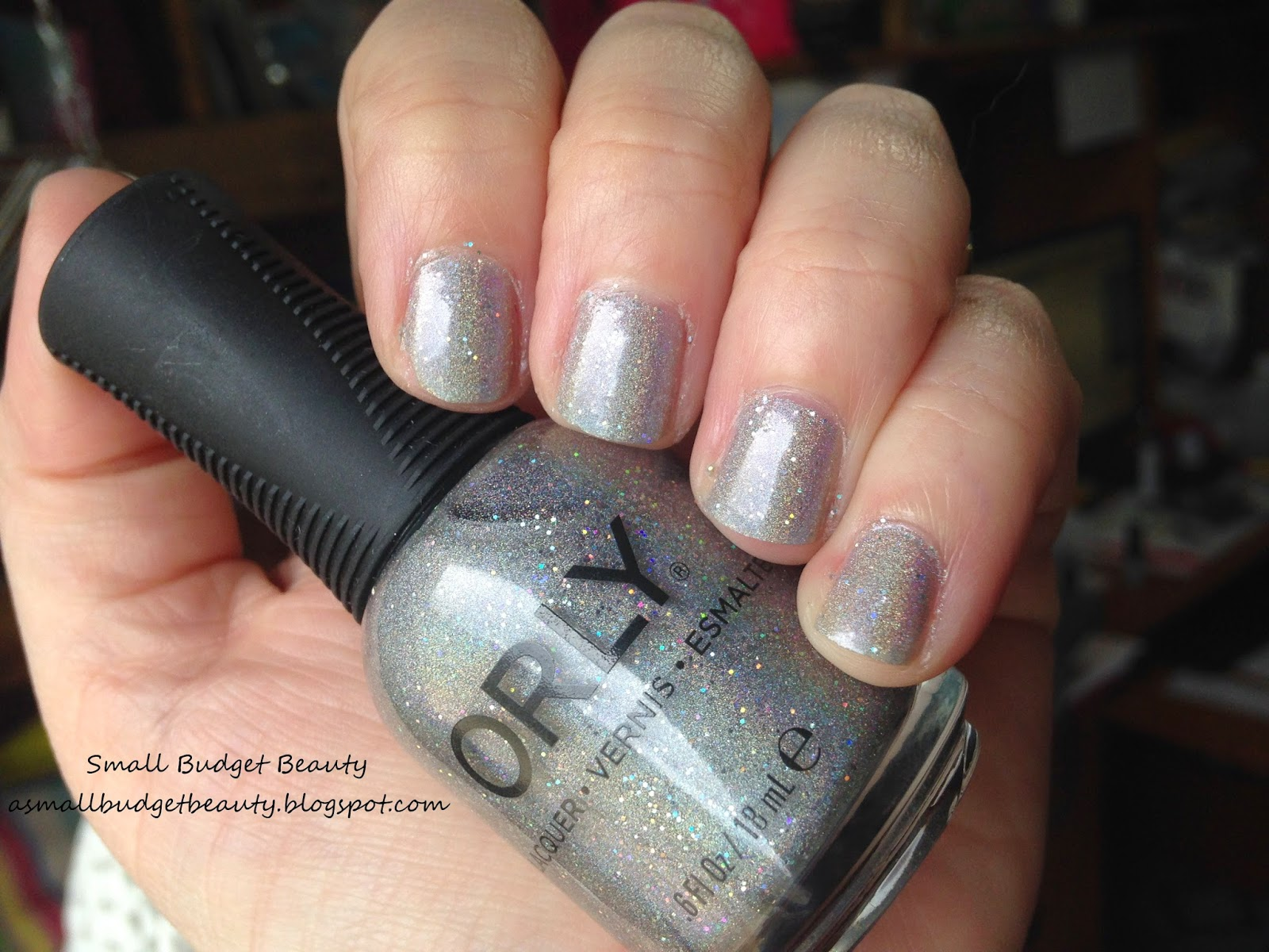 Small Budget Beauty: Orly Mirrorball