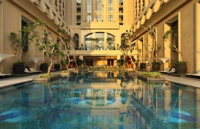 Warung Kopi Sidomuncul Hotel Tentrem