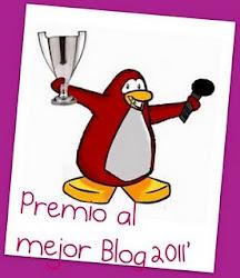 Mejor blog 2011